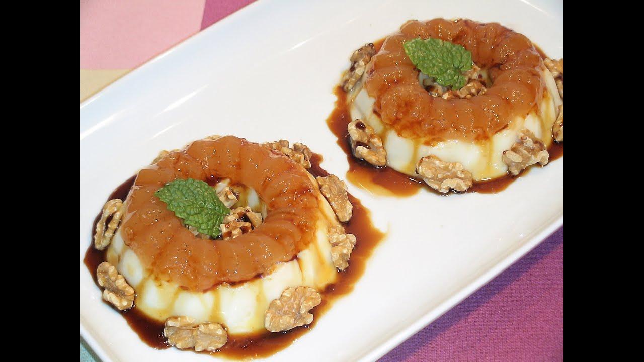Cocinar Con Membrillo | Pastel Frio De Queso Con Dulce De Membrillo Y Nueces La Cocina