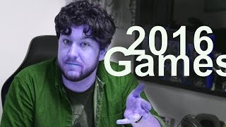 My Top 10 Games of 2016