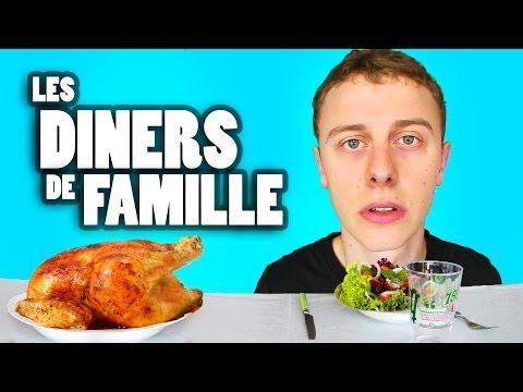 NORMAN - LES DINERS DE FAMILLE