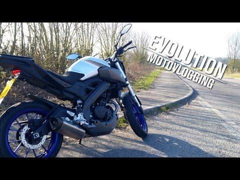 My Motorcycle Module 2 Test - Yamaha MT125 (A1)