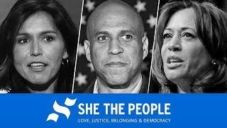 Watch Live: 2020 Candidates Speak At The She The People Forum