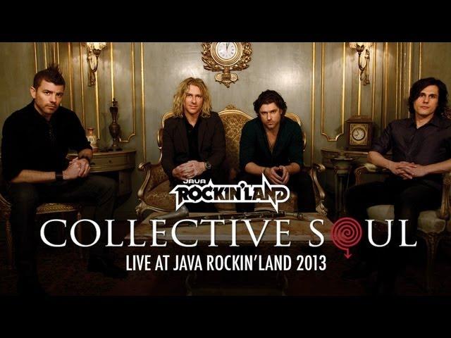 Collective Soul Live at Java Rockin'land 2013