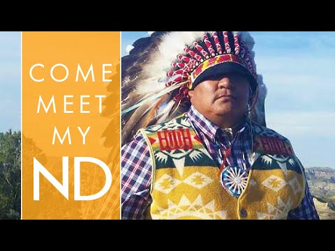 Mandan Hidatsa Arikara Nation, Jason Morsette - New Town, ND