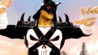 Mortal Kombat Komplete Edition - The Punisher Shao Kahn & The Flash Tag Ladder Playthrough