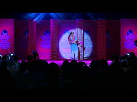 Miss Cheongsam Malaysia 2013 Talent Part 3