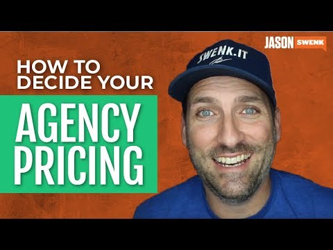 STARTING A DIGITAL AGENCY, WHAT SHOULD AN AGENCY CHARGE & GENERATING REVENUE IN A SMALL NICHE?