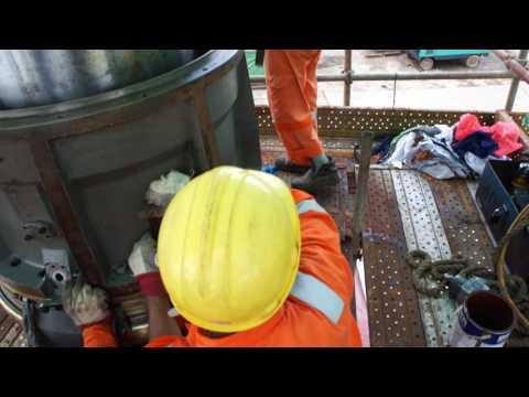 Kim Heng Marine & Oilfield Thrusters Refurbishment