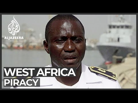 West Africa piracy: Regional navies work to curb maritime crime