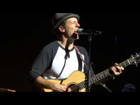 Jason Mraz - Remedy/3 Little Things live State Theatre Yes! World Tour Sydney 05/12/14