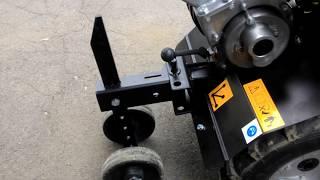 Мотоблок МКМ-3 Lander пахарь