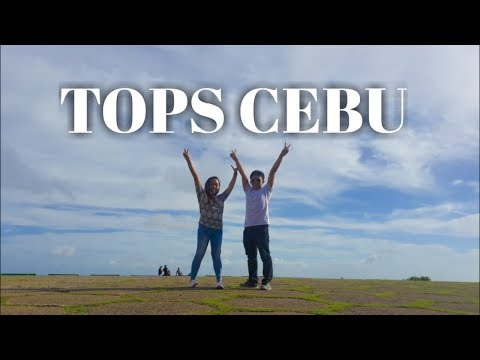 How to get to Tops in Cebu City - Marielle Vlogs
