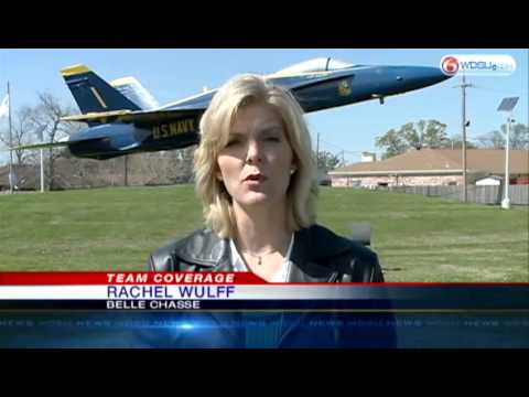 Spending cuts will impact Belle Chasse Naval Air Station