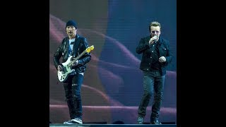 U2 unveil two songs from Songs of Experience