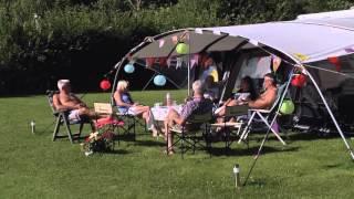 Recreatiepark De Voorst in VaartTV RTL4