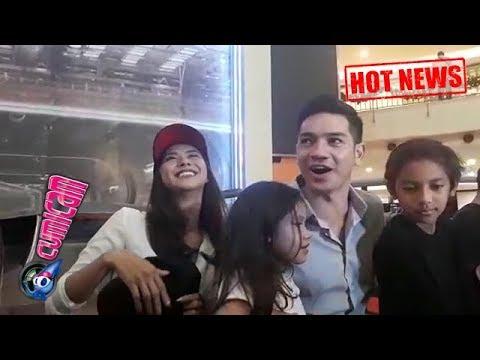Hot News! Namanya Tak Disebut Nana, Andrew White Langsung Batuk Keras - Cumicam 17 Desember 2017