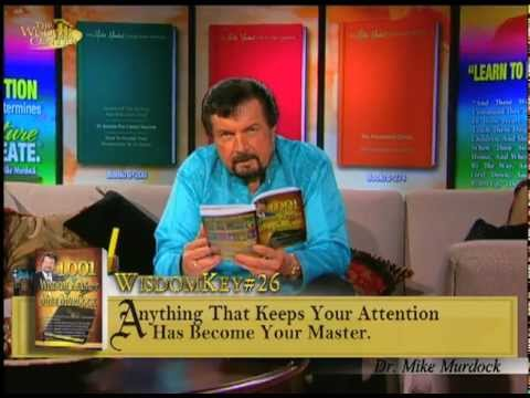 Dr. Mike Murdock - Wisdom Key #26 - 1001 Wisdom Keys of Mike Murdock