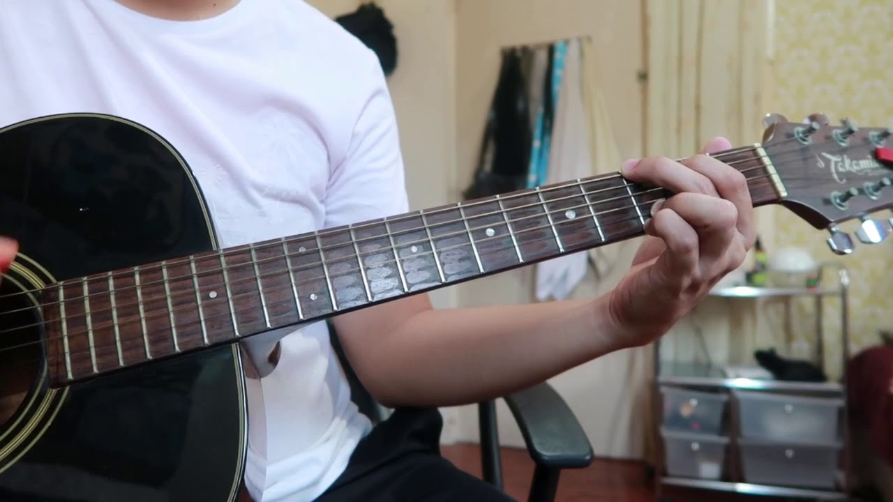 Grow Old With You Guitar Chords Youtube