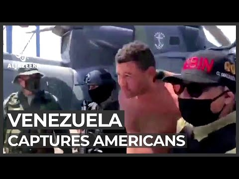 Venezuela's Maduro: Americans captured in failed coup plot