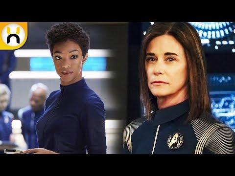"Star Trek: Discovery Episode 6 ""Lethe"" REVIEW & RECAP"