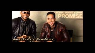 Anthony Romeo Santos ft Usher - Promise (2011) Lo mas nuevo de la bachata