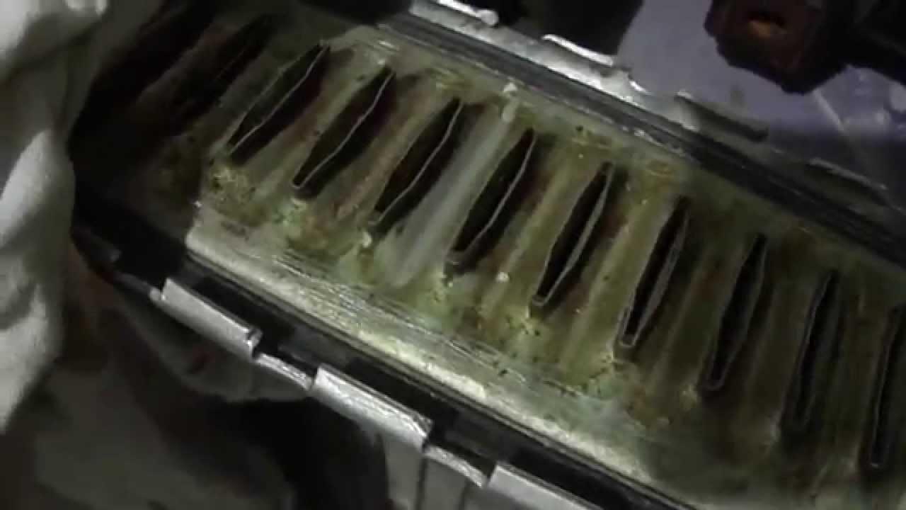 ремонт радиаторов на опель омега б
