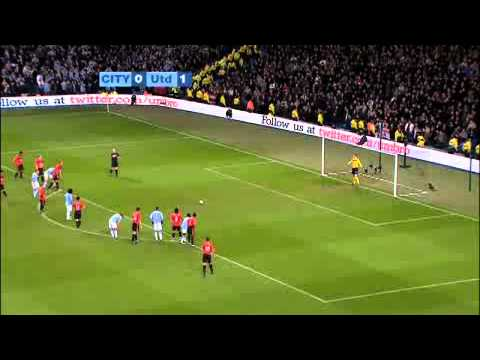 Games that shook the Etihad  Manchester City v Manchester United January 2010   Manchester City FC