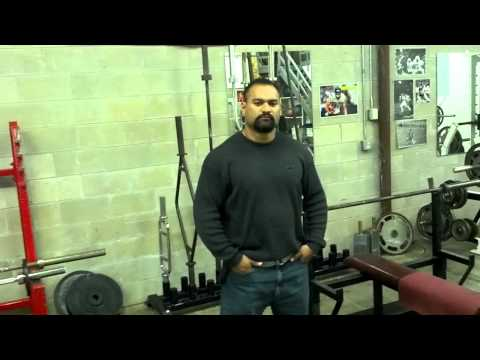 Jose Garcia Interview Strong People 1000+ squat