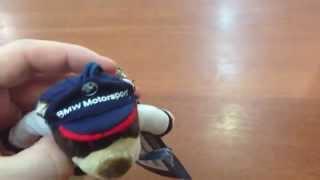 Брелок для ключей BMW Teddy Motorsport 80 30 2 208 124(, 2013-05-14T10:53:30.000Z)