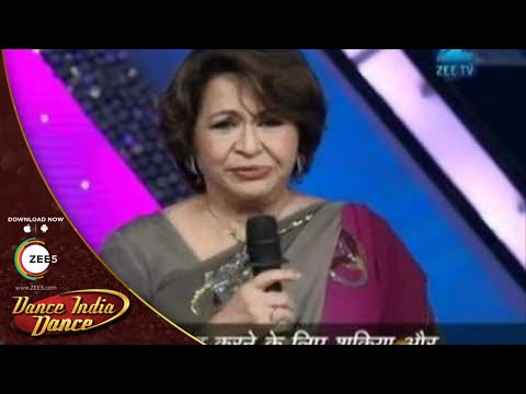 Dance India Dance Season 3 Feb. 18 '12 - Helen