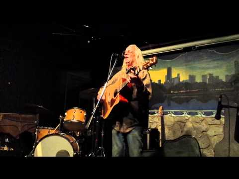 Texas Fred - Blues on the Ceiling [Live @ Gallery Cabaret 10/05/2014] HD