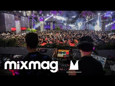 JAMIE JONES B2B DUBFIRE special 90s House set @ Paradise, Brooklyn Mirage