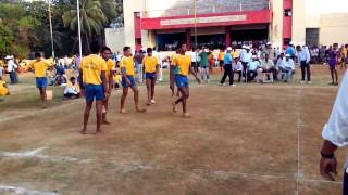 ALIBAG RCF KBD 2014 UMBARWADI VS TALAIWADI 2 (QUARTER FINAL)