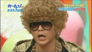 Cartoon KAT-TUN 2007.12.05 [ep.36] DJ OZM