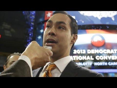 DNC 2012: Meet Julian Castro, the 'Hispanic Obama'