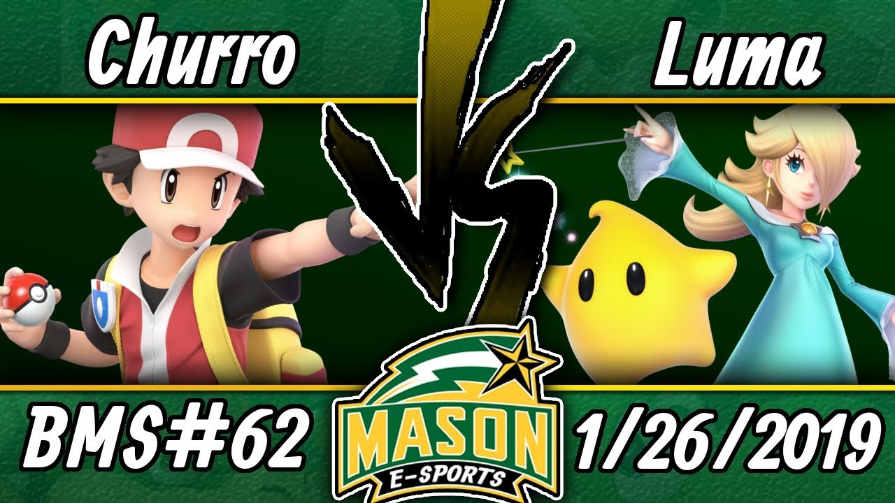 Winner's Side - Churro vs Luma - BMS#62 - SSBWorld com