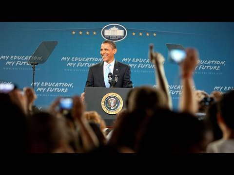 President Obama's Message for America's Students