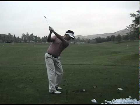 james oh golf swing