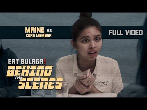 Eat Bulaga BTS | Maine Mendoza Core Member for A Day (FULL VIDEO)