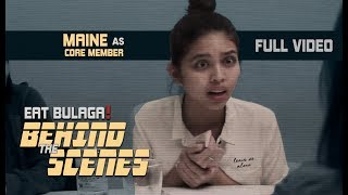 Eat Bulaga BTS | Maine Mendoza Core Member for A Day (FULL VIDEO)