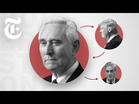Who Is Roger Stone? He Was Just Indicted in the Mueller Investigation | NYT News