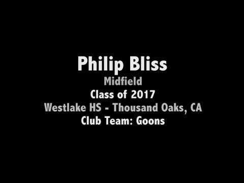 Philip Bliss - 2015 High Rollers: SoCal