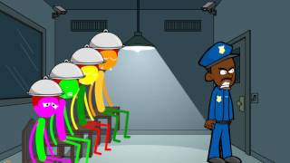 Barney, Baby Bop, BJ, Riff & their friends get executed