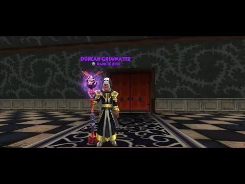 Wizard101: Duncan Grimwater