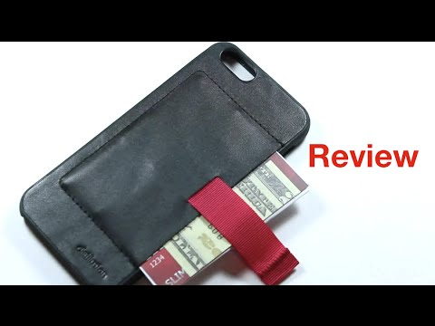 9f213f2359cd20 Wally Wallet Case Review - YouTube