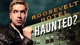 IS THIS HOLLYWOOD HOTEL HAUNTED?