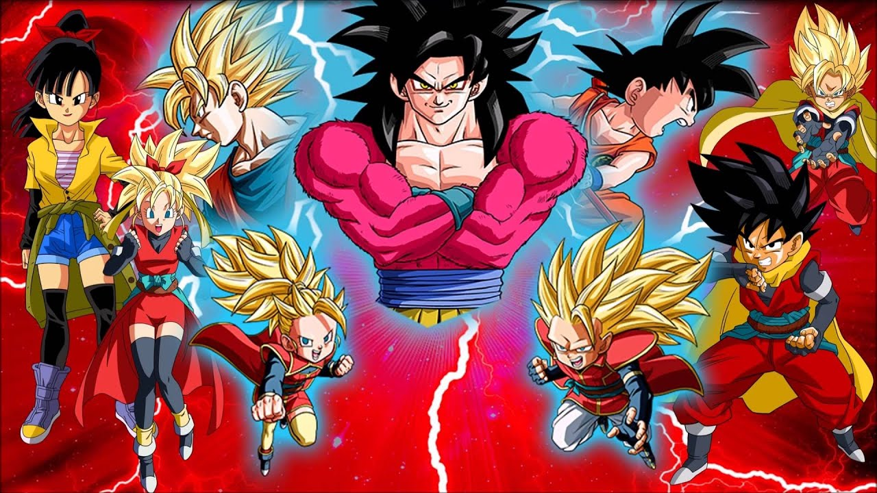 Super Saiyan Live Wallpaper Iphone X Dragon Ball Heroes All Animated Cutscenes God Mission 1