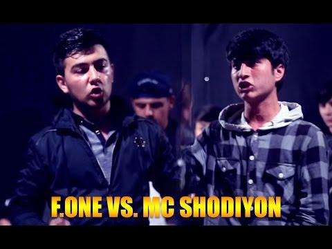 Видео Battle F.One vs.  MC Shodiyon (RAP.TJ)