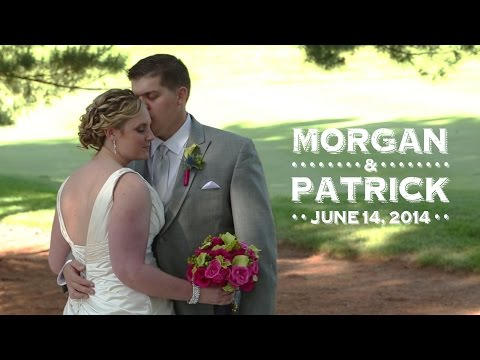 Morgan + Patrick Wedding Feature Film - The Lakes Golf & Country Club - Westerville, Ohio