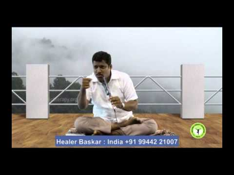 Yoga Intro (யோகா ஓர் அறிமுகம்) - 2015  Healer Baskar (Peace O Master)