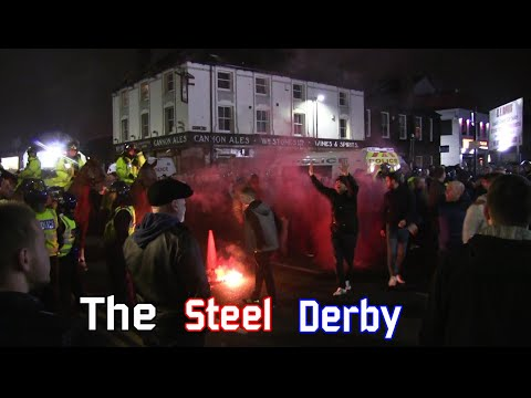 """The Steel City Derby - """"The City is ours"""""""